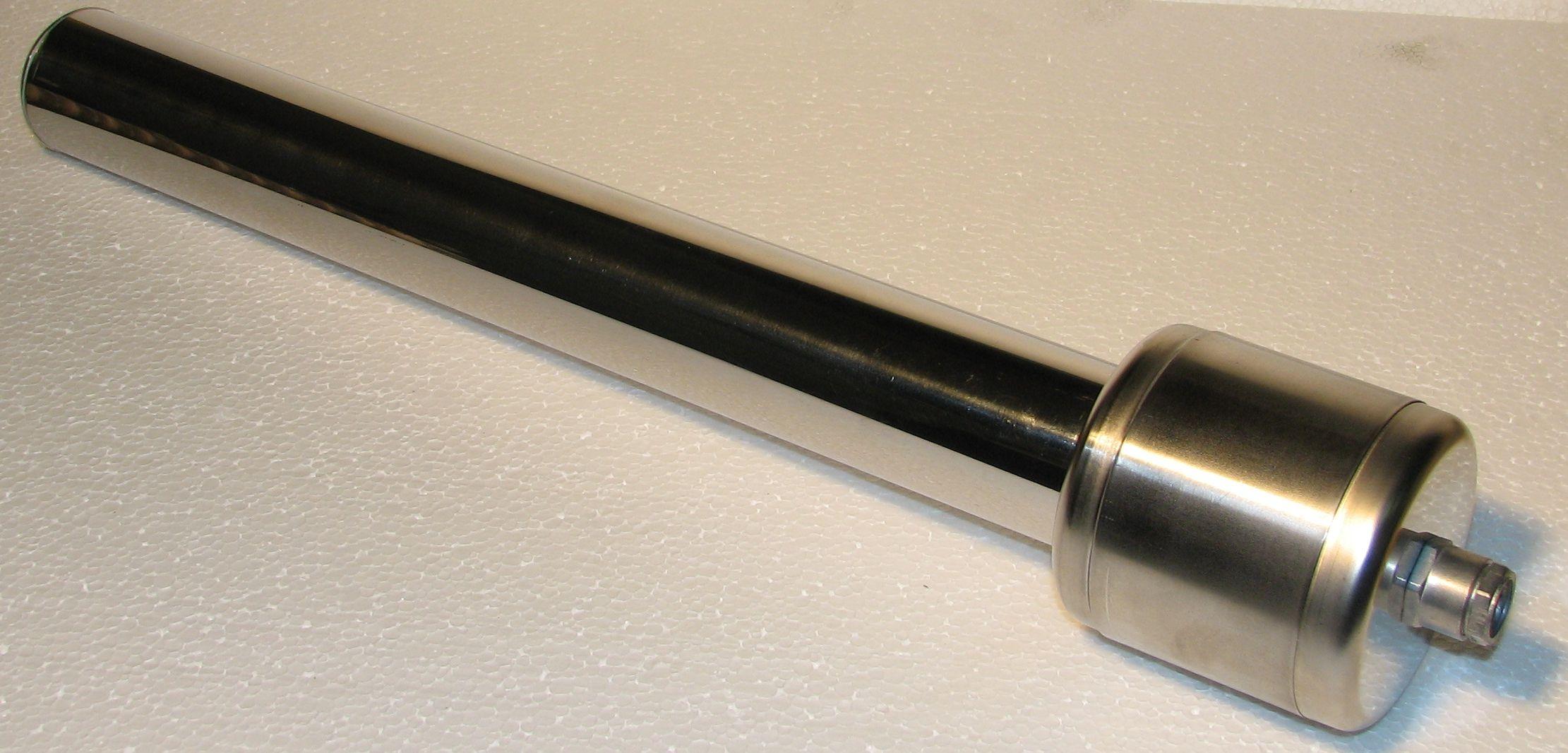 Grijači za razne kiselinske kupke izrađeni od prokrona ili stakla