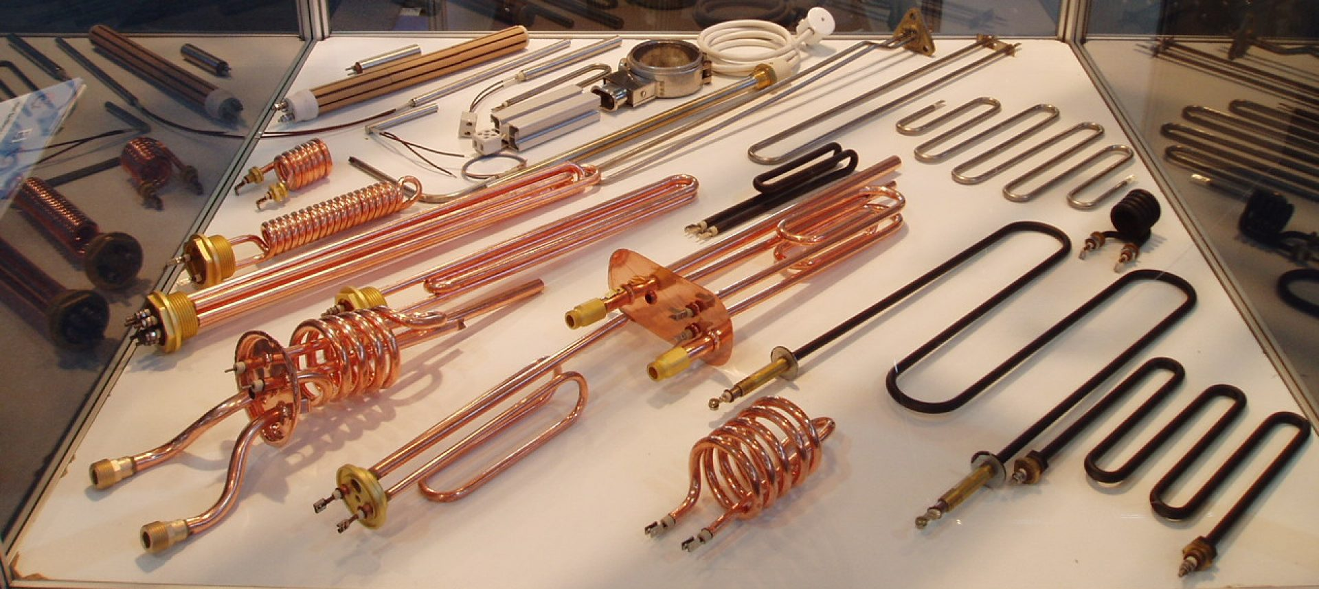 cijevni grijači, električni grijači
